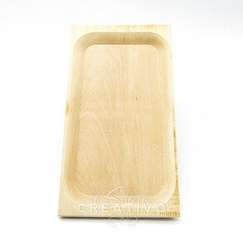 Vassoio legno cm 30x16
