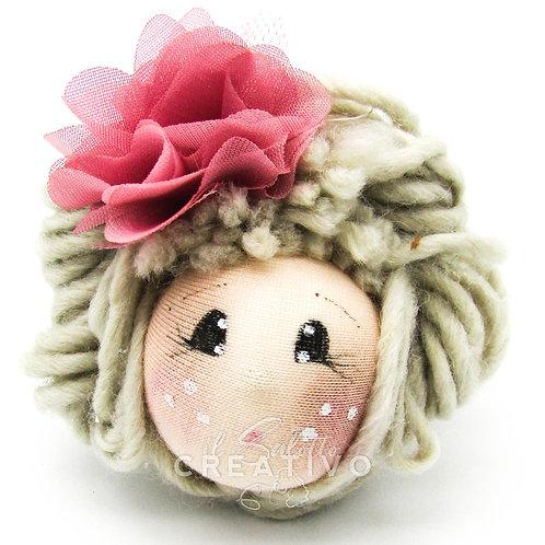 Testina Doll 7 - by Il Salotto Creativo
