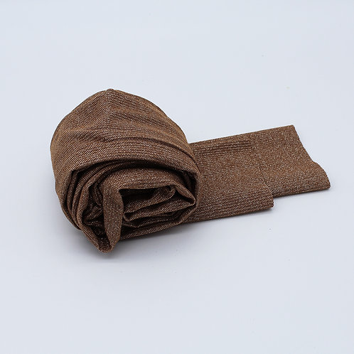 Tubolare in maglia e lurex 80 cm