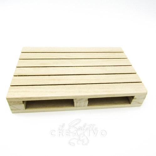 Mini Pallet legno cm 12.5x19.5