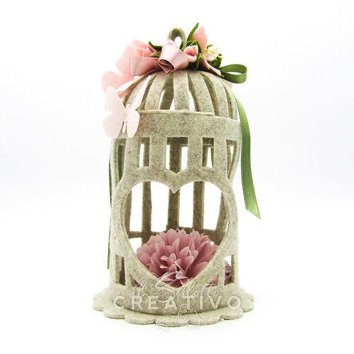 """Kit """"Gabbia Romantica"""" - by Il salotto Creativo"""