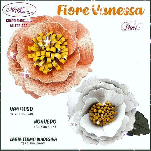 """Kit """"Fiore Vanessa"""" - by I Nastri di Mirta"""
