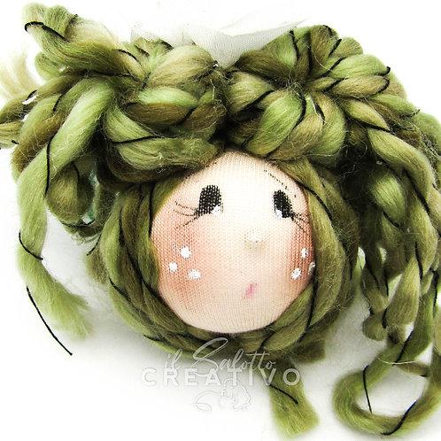 Testina Doll 3 - by Il Salotto Creativo
