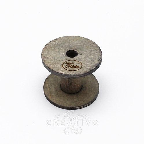 Rocchetto in legno S - by I Nastri di Mirta