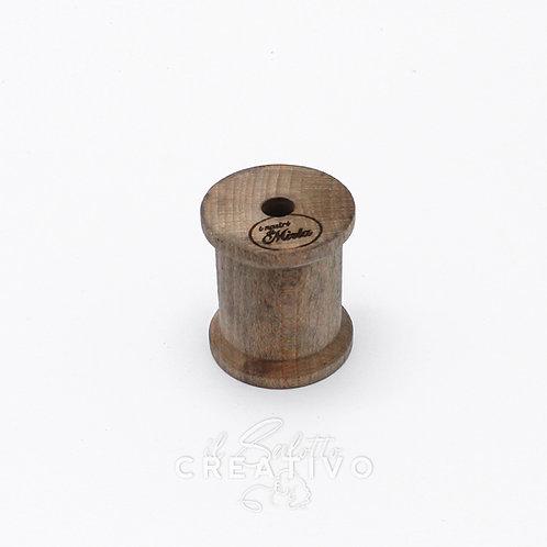 Rocchetto in legno XS - by I Nastri di Mirta