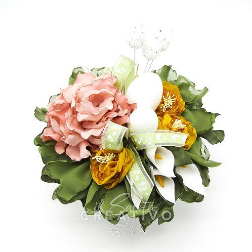 Kit Cestino gr. fiorito VNV - by Il Salotto Creativo