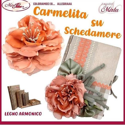 "Kit ""Fiore Carmelita"" - by I Nastri di Mirta"