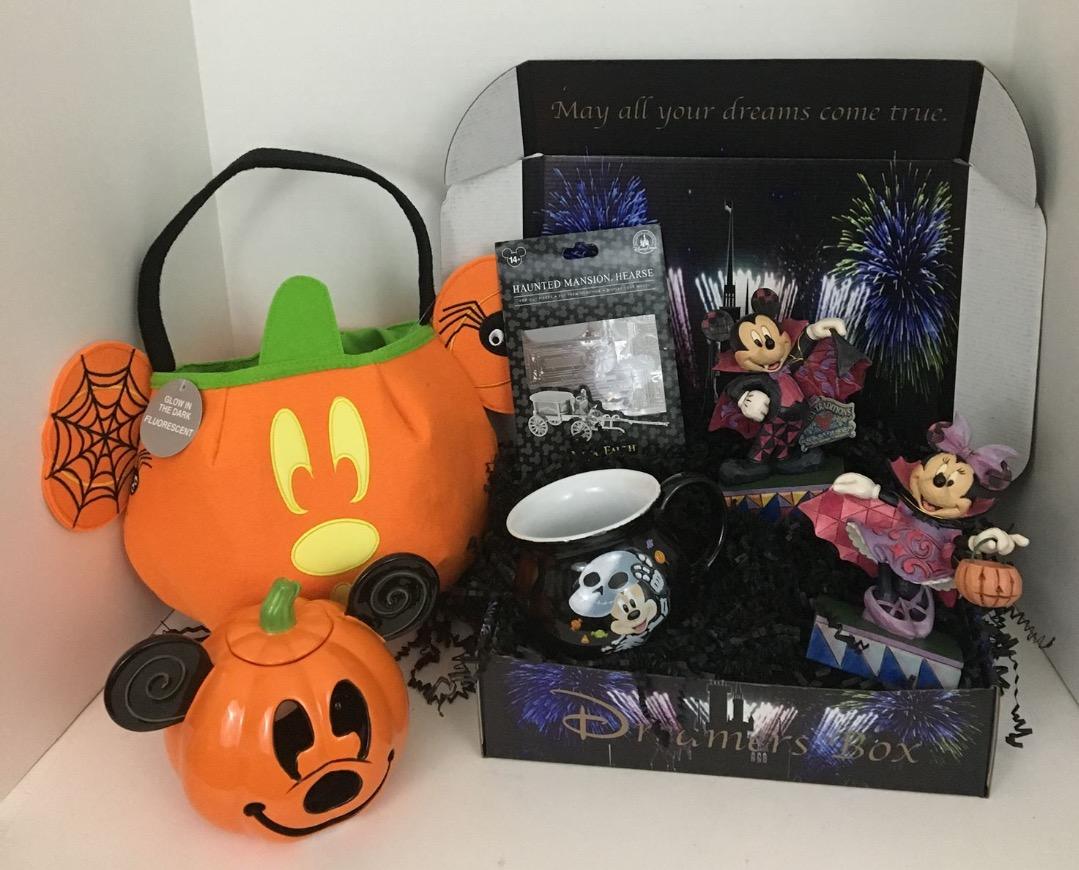 Disney Halloween Dreamers Box
