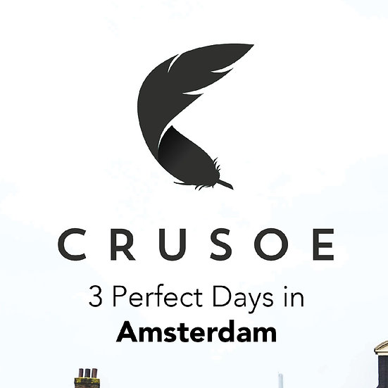3 Perfect Days in Amsterdam