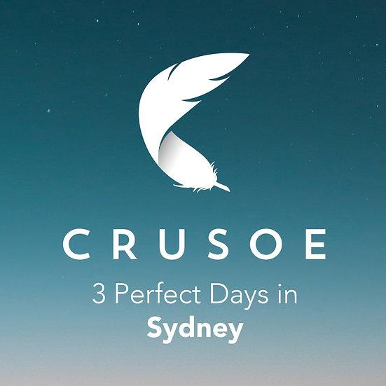 3 Perfect Days in Sydney