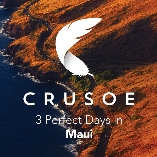 3 Perfect Days in Maui