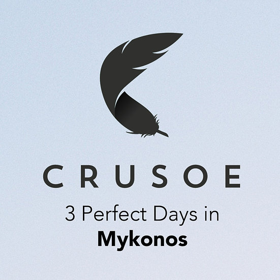 3 Perfect Days in Mykonos