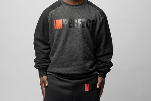 Two Tone IMPERFECT Crewneck Sweatshirt