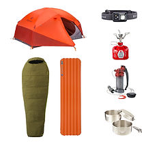 backpacking package