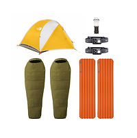 camping package