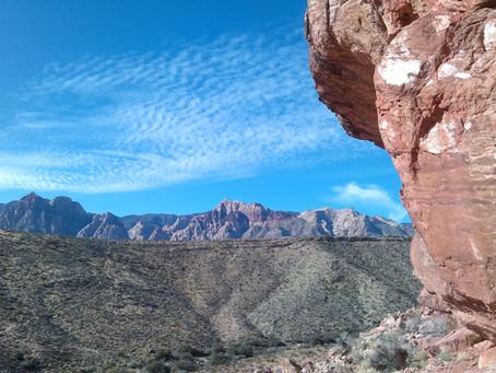 Best winter hikes near Las Vegas