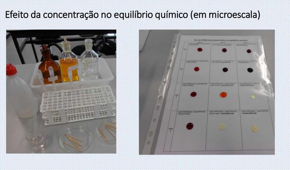 Atividades laboratoriais FQA 11º