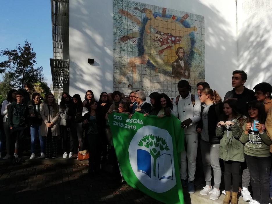 Hastear da Bandeira Eco-Escolas 2019