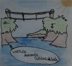 virtude. amizade