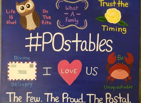 10 Reasons I Love My POstables Family