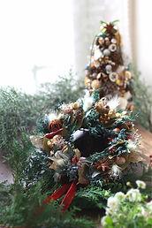 ブランエクール クリスマスリース