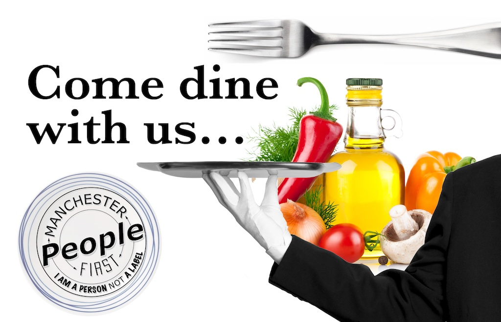 Come Dine With Us newsletter