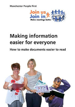 Making information easier guide  cover.j