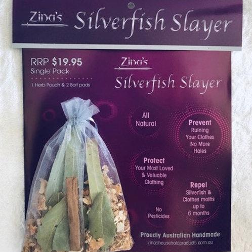 Zina's Silverfish Slayer - Standard Pack