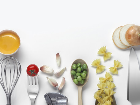 Blog post title: 5 ingredients, zero excuses.