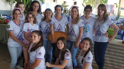 Bethel Lírios do Vale do Jamari participa do Chá do Amor em prol do Hospital de Amor da Amazônia.