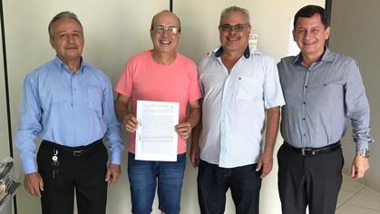 """""""Associação Beneficente Lar do Idoso Geraldo Fiúza Dias Neto"""", recebe sua escritura em Rol"""