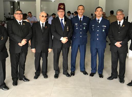 Passagem de Comando na Ala 6 (Base Aérea de Porto Velho).