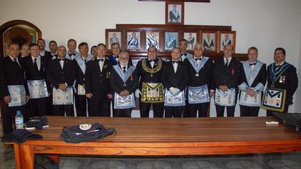 GBLS Acácia de Rondônia nº 05, Exalta a Mestre o Irmão Gutembergues Monteiro da Silva Junior.