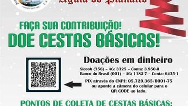 Natal Solidário Águia do Planalto
