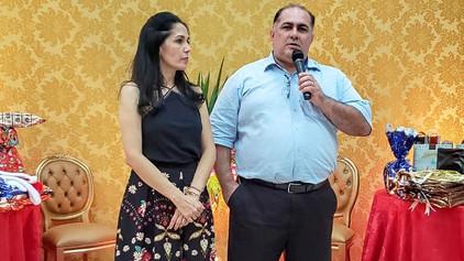 Confraternização da 1ª Região do Grão-Mestrado em Porto Velho - RO.