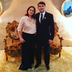 eu e esposa