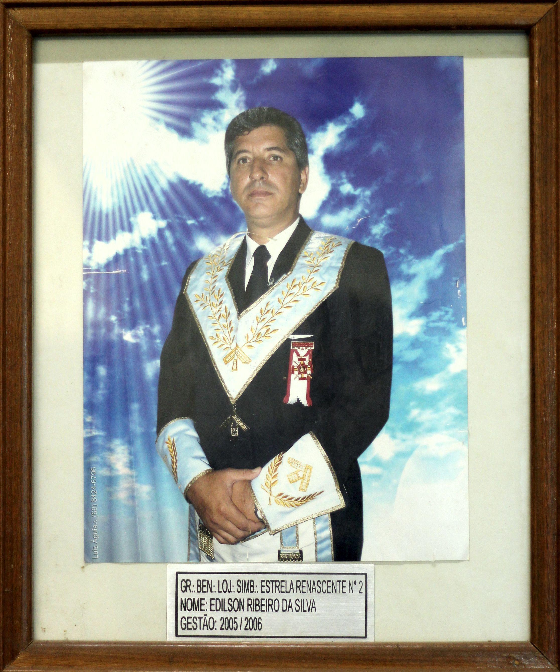 19 - Edilson Ribeiro da Silva