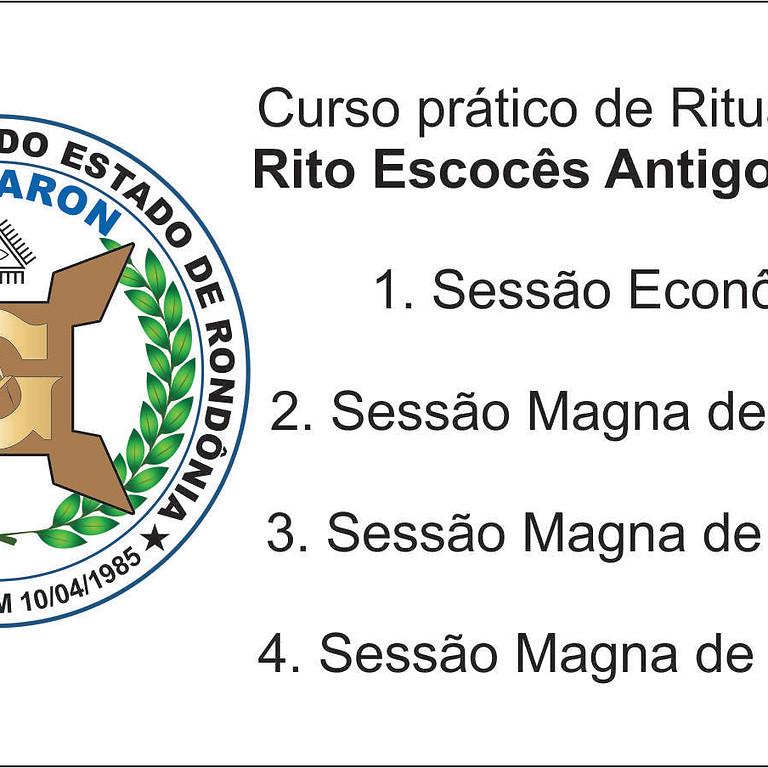 CURSO DE RITUALÍSTICA REAA-RO