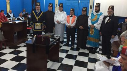 Breve resumo do Solstício de inverno em Sena Madureira marca a Iniciação Shrine no Acre.