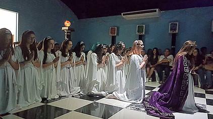 Bethel Lirios do Madeira. Homenagem a Mãe Mick (Ethel T. Wead Mick)!
