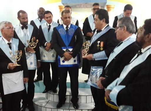 ARLS Ricardo Ramirez Pavon nº 42 comemora primeiro ano de Instalação.