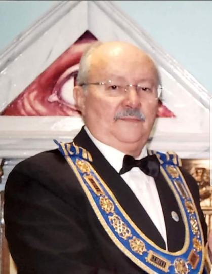 NOTA DE PESAR - Etevaldo Barcelos Fontenele, Past Grão-Mestre da Grande Loja Maçônica do Ceará.