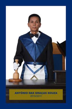 7V- 2010_2011 Antonio das Gracas Souza