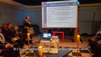 4º Ciclo de Palestras evidencia às boas práticas de gestãona Jurisdição da Glomaron!