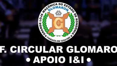 Of. Circular GLOMARON - Apoio I&I.