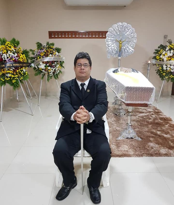 Irmão Marcio Alencar