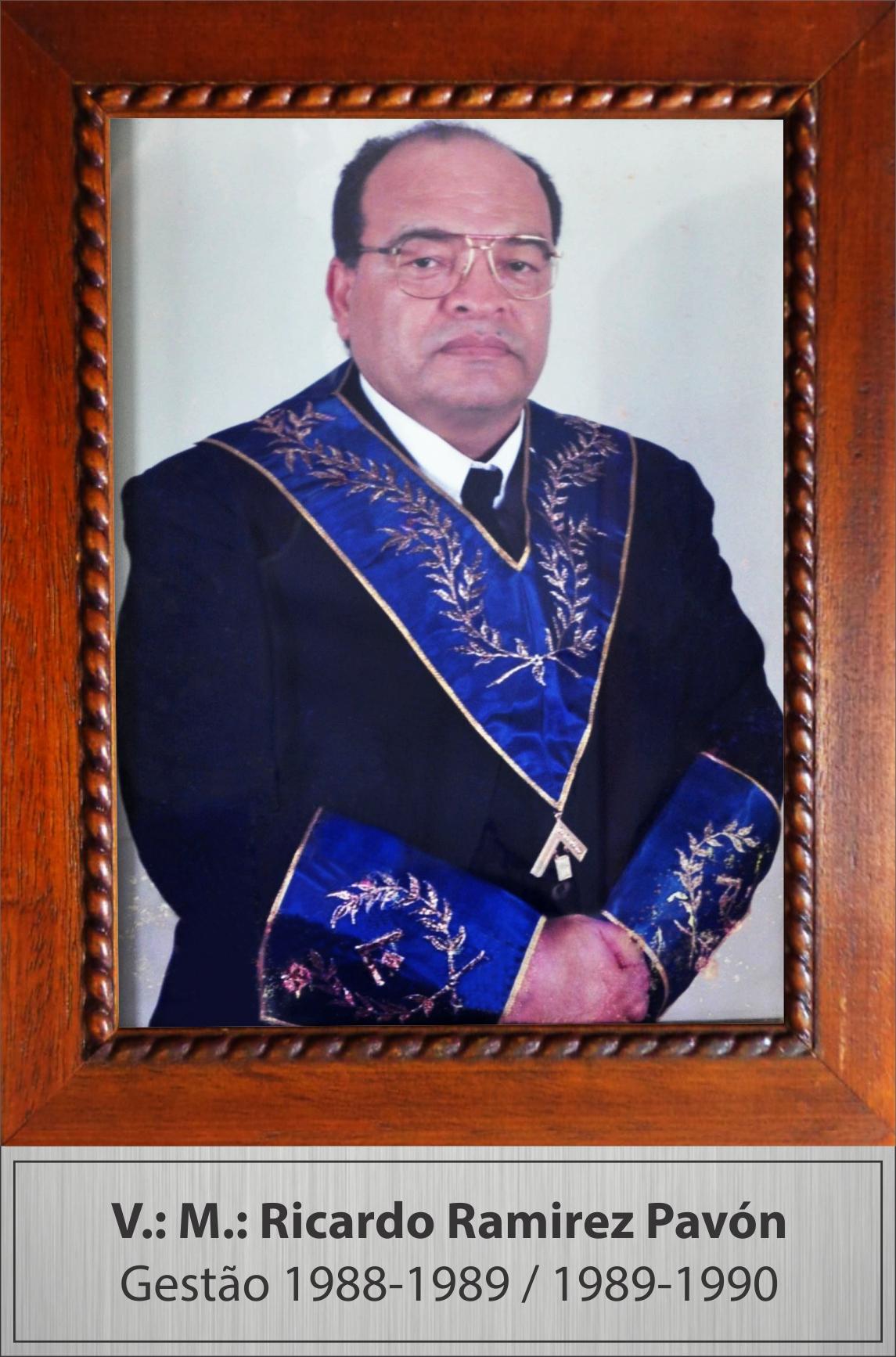 4Ricardo Ramirez