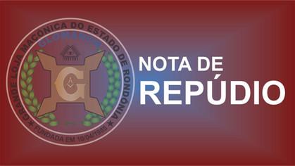 NOTA DE REPÚDIO - Arbitrariedade e Censura aos meios de Imprensa!
