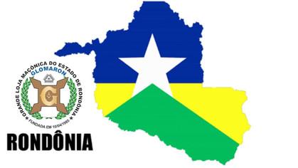 36 anos de instalação do Estado de Rondônia. Que com orgulho exaltaremos, enquanto nos palpita o cor