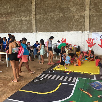Paz Universal nº 18 - Festa das Crianças